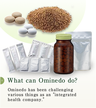 What can Ominedo do?